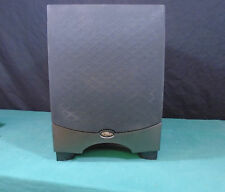 Klipsch RW 10 Powered Subwoofer, Black TESTED (430)