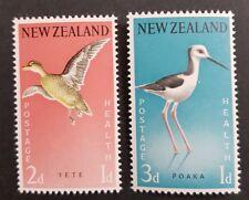 Neuseeland: 386-387 postfrisch