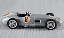 BRUMM R72 MERCEDES W196 1954 1:43 SCALE DIECAST MODEL RACING CAR