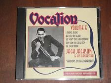 Jack Jackson & His Orchestra - Volume 5 (CD) Shadows on the Pavement Vocalion