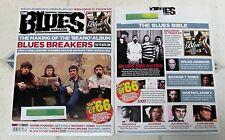 BLUES Magazine + Free CD BLUES BREAKERS Best of 1966 YARDBIRDS Stones CREAM Who