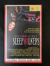 Sleepwalkers Ex-Rental Vintage Big Box VHS Tape English with dutch subs Horror