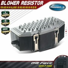 HVAC Blower Motor Resistor for Audi A4 A4 Allroad A8 Q5 2008-2016 8K0820521B