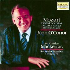 John OConor - Mozart Piano Concertos No 19 and No 23 [CD]