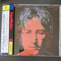 John Lennon / Menlove Avenue CD Obi
