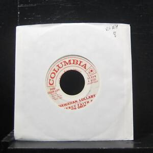 """Percy Faith - Sons And Lovers / Hawaiian Lullaby 7"""" VG+ 4-41731 White Promo"""