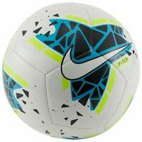 Nike Pitch Fußball Ball Training Trainingsball Spielball weiß blau Gr. 5 NEU