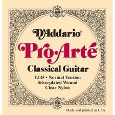 Recambios y accesorios negro D'Addario para guitarras y bajos