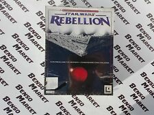 STAR WARS REBELLION - PC - BIG BOX EdIZIONE CARTONATA ITALIANA - NUOVO SIGILLATO