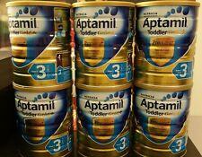 澳洲直邮中国 爱他美 金装3段 (1岁+) 奶粉6罐Aptamil Gold + Toddler 3 Baby Formula 900g (1yr+) x 6