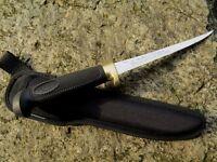 Marttiini Finnland Filiermesser Filetiermesser Fischmesser Messer 903515