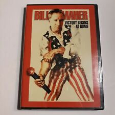 Bill Maher: Victory Begins at Home (DVD, 2004, Comedy) New & Sealed