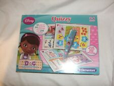 Disney Quizzy Doc McStuffins Electronic Quiz With 24 Activities 3-6 YR