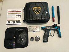 New Dlx Luxe X V.02 Paintball Gun - Blue