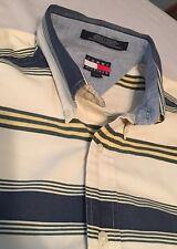 Vintage Tommy Hilfiger Button Front Shirt Large L