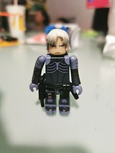 Metal Gear Solid 2 RAIDEN 1/96 Chase Special Kubrick Figure Medicom 4 5 6 Snake