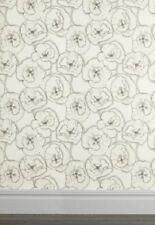 1x Next Graphic Poppy Batch 1 Wallpaper Roll New Contemporary