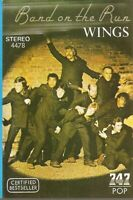 Paul McCartney And Wings.. Band On The Run.. Import Cassette Tape