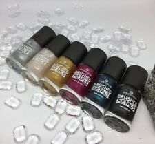 essence Brushed Metals Nail Polish 01 Steel The Show