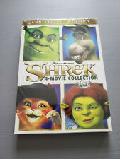 Shrek: 1-4 Collection (Dvd, 2016) 4-Movie Collection Brand New!