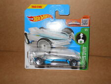 HOT WHEELS SHOWDOWN - HW FORMULA SOLAR - HW GREEN SPEED 5/5   [MV0]