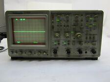 Tektronics 2445b 150 Mhz Oscilloscope T9 D11