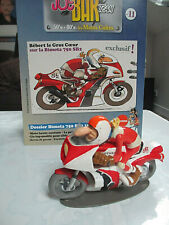 JOE BAR TEAM & livret BD serie 2 no 11 bimota 750 sb2 bébert le gros coeur