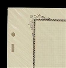 Scott Quadrille Pages Border A Specialty For Stamp Album Binder Acc111 New Pack