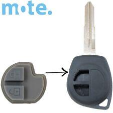 Suzuki Grand Vitara Liana Swift 2 Button Key Remote Replacement Rubber Buttons