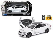 Licensed Rastar 1/14 Scale BMW M3 Remote Radio Control Car RC Car White 48000