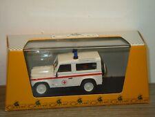 Land Rover Defender Croce Rossa - Giocher 1:43 in Box *36681
