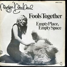 7inch MAGGIE MACNEAL fools together HOLLAND 1977 EX