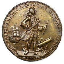 1739 Admiral Vernon Betts Medal
