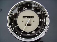 BMW NK 1800 Tisa 2000 Tacho Tachometer bis 200 km