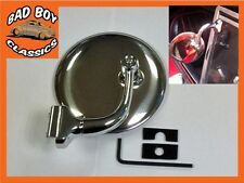 """4"""" Classic Clamp Clip On Overtaking Peep Mirror FORD"""