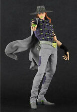 1:6 MEDICOM RAH 429 JoJo's Adventure Gyro Zeppeli Action Figure Japanese Anime