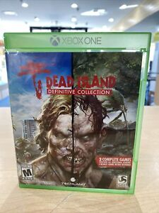 Dead Island Definitive Collection  (Microsoft Xbox One Game, 2016)!