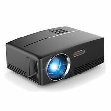 7000 Lumens Multimedia HD WiFi Android Bluetooth 3d LED Home/cinema Projector