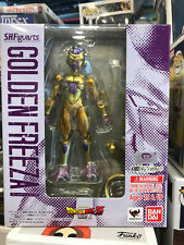 .SH. Figuarts Dragonball Z Golden Freeza Figurine Bandai