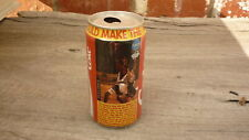 OLD AUST SOFT DRINK CAN, COKE COCA COLA RICKY GRACE PERTH WILDCATS BASKETBALL