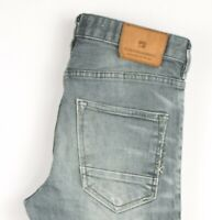 Scotch & Soda Hommes Skim Slim Jeans Extensible Taille W28 L32 ATZ1471