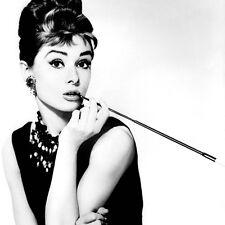 1920s Audrey Hepburn Slim Long Cigarette Holder,Lady Gangster SMOKE Flapper Prop