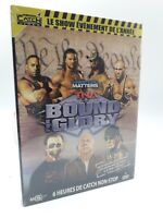 """DVD Bound For Glory """" 6 HEURES DE CATCH NON-STOP """" NEUF"""