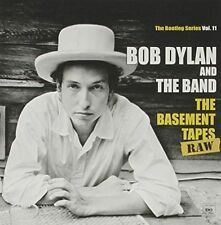 Bootleg Series, Vol. 11: The Basement Tapes - Raw [LP] by The Band/Bob Dylan...