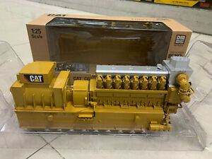 Diecast Masters 85287C Caterpillar Cat CG26016 Gas Generator 1/25 DieCast Model