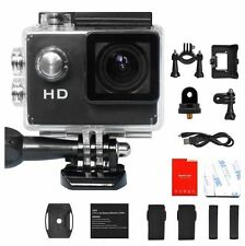 New SJ4000 720P HD Camera Helmet Sports DV DVR Car Cam Camcorder 30M Waterproof