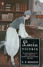 LUCIA VICTRIX; MAPP AND LUCIA, LUCIA'S PROGRESS, TROUBLE FOR LUCIA. , Benson, E.