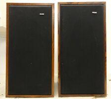 Bowers & Wilkins (B&W) DM11 Loudspeakers Worthing, England 1 Pair  (3D2.31.JK)
