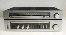 VINTAGE PIONEER TA-120L STEREO TUNER AMPLIFIER WITH PHONO INPUT X-A3 RETRO RARE