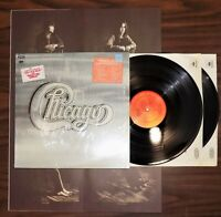 Vintage classic rock lp CHICAGO s/t I One 1970 Columbia KGP 24 hype poster NM